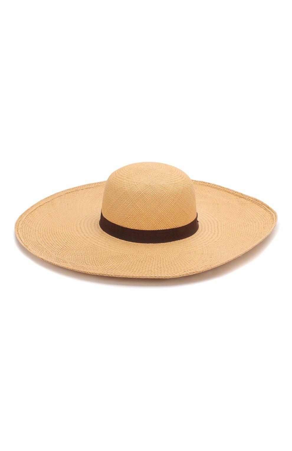 Женская шляпа anastasia CANOE светло-бежевого цвета, арт. 1964829   Фото 1