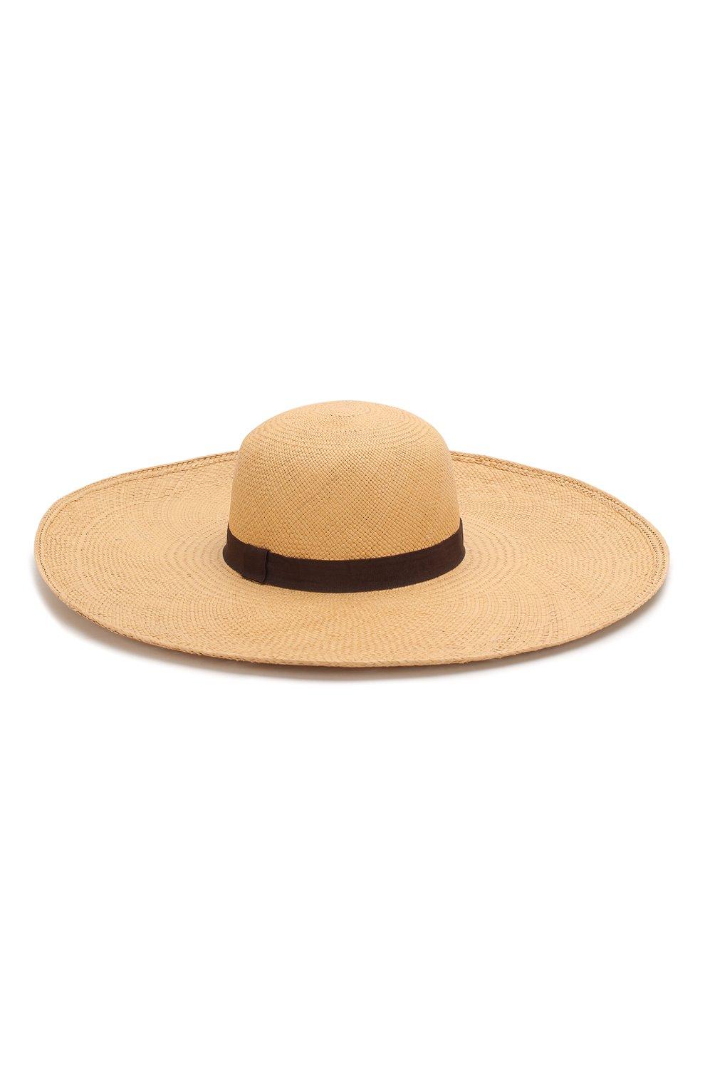 Женская шляпа anastasia CANOE светло-бежевого цвета, арт. 1964829   Фото 2