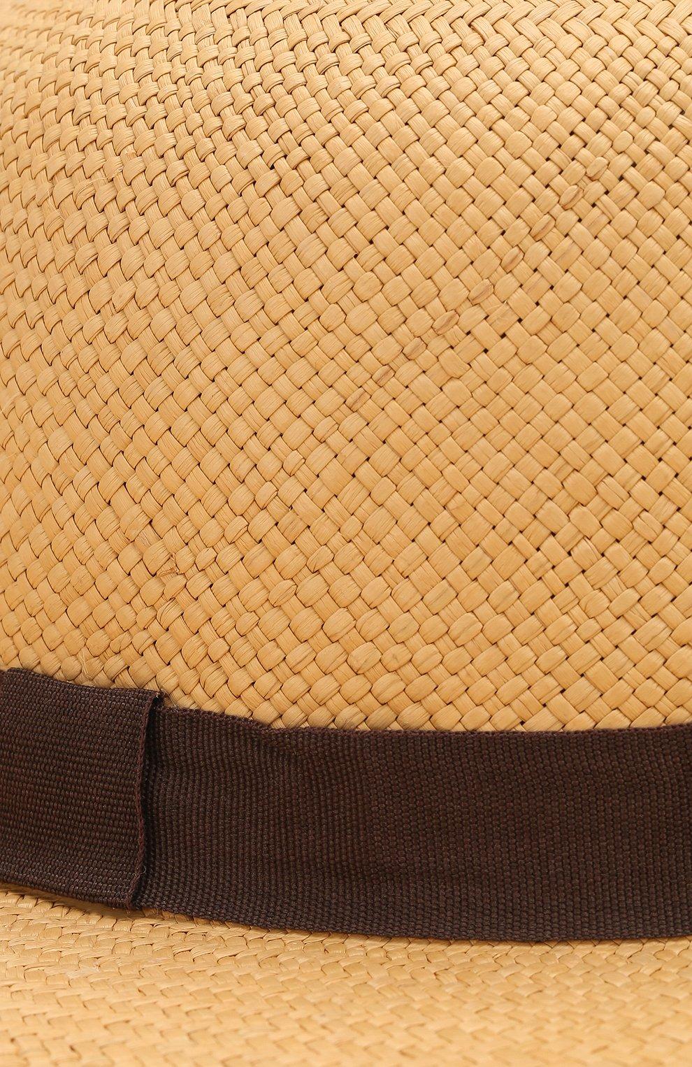 Женская шляпа anastasia CANOE светло-бежевого цвета, арт. 1964829   Фото 3