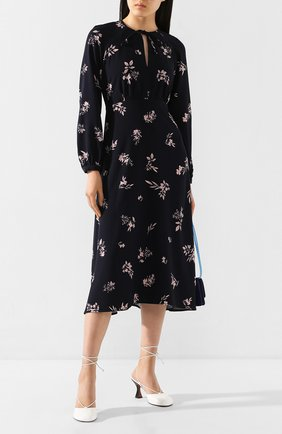Женская кожаные туфли city 80 MANU ATELIER белого цвета, арт. 2019088 | Фото 2