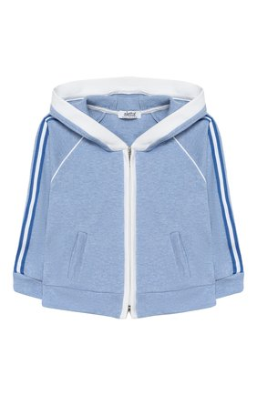 Детский комплект из толстовки и брюк ALETTA голубого цвета, арт. RE00398/1M-2A | Фото 2