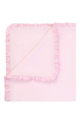 Детского хлопковое одеяло MAGNOLIA BABY розового цвета, арт. 649-62-PK   Фото 1