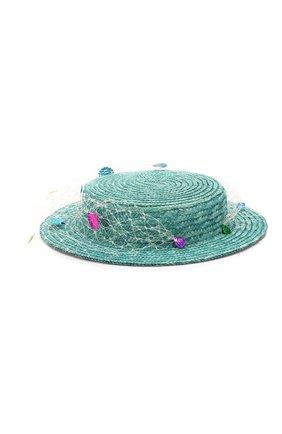 Детская шляпа EIRENE голубого цвета, арт. H242. | Фото 2