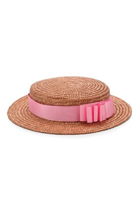 Детская шляпа EIRENE кораллового цвета, арт. H225. | Фото 1