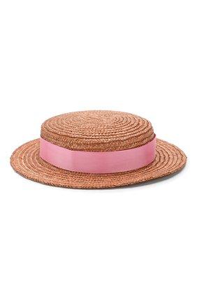 Детская шляпа EIRENE кораллового цвета, арт. H225. | Фото 2