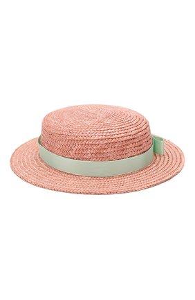 Детская шляпа EIRENE разноцветного цвета, арт. H245. | Фото 1