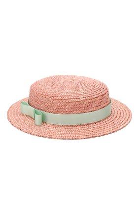 Детская шляпа EIRENE разноцветного цвета, арт. H245. | Фото 2