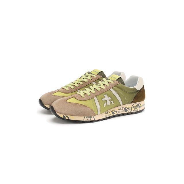 Комбинированные кроссовки lucy Premiata — Комбинированные кроссовки lucy