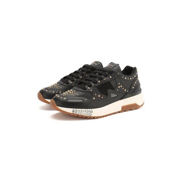 Комбинированные кроссовки Versace — Комбинированные кроссовки