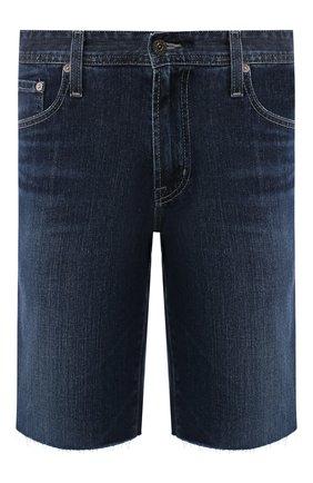 Мужские джинсовые шорты AG синего цвета, арт. 1894LEDRH/GRAN | Фото 1