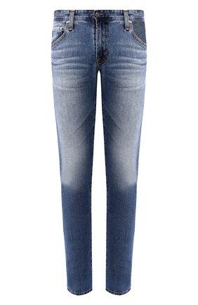 Мужские джинсы AG синего цвета, арт. 1783LED/RGSR | Фото 1