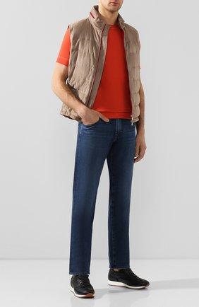 Мужские джинсы AG синего цвета, арт. 1174FXD/WSTB | Фото 2