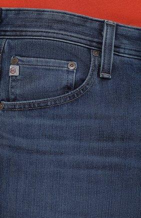 Мужские джинсы AG синего цвета, арт. 1174FXD/WSTB   Фото 5