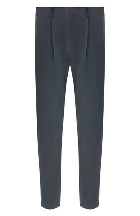 Мужской брюки KAZUYUKI KUMAGAI зеленого цвета, арт. AP01-213 | Фото 1