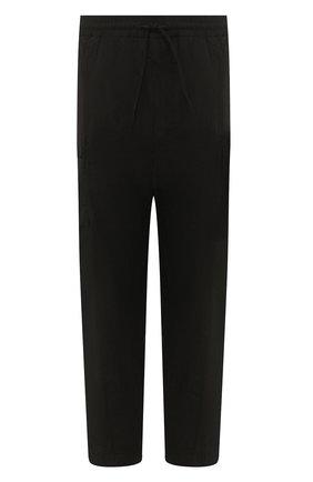 Мужской брюки Y-3 черного цвета, арт. FS3348/M | Фото 1