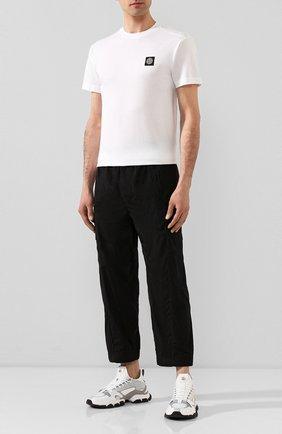 Мужской брюки Y-3 черного цвета, арт. FS3348/M | Фото 2