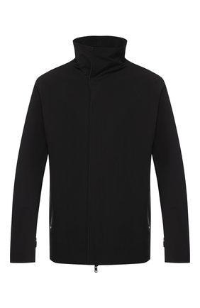Мужская куртка KAZUYUKI KUMAGAI черного цвета, арт. AB01-212 | Фото 1
