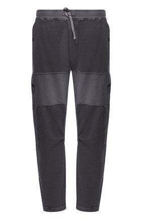 Мужской хлопковые брюки STONE ISLAND SHADOW PROJECT серого цвета, арт. 721930407 | Фото 1