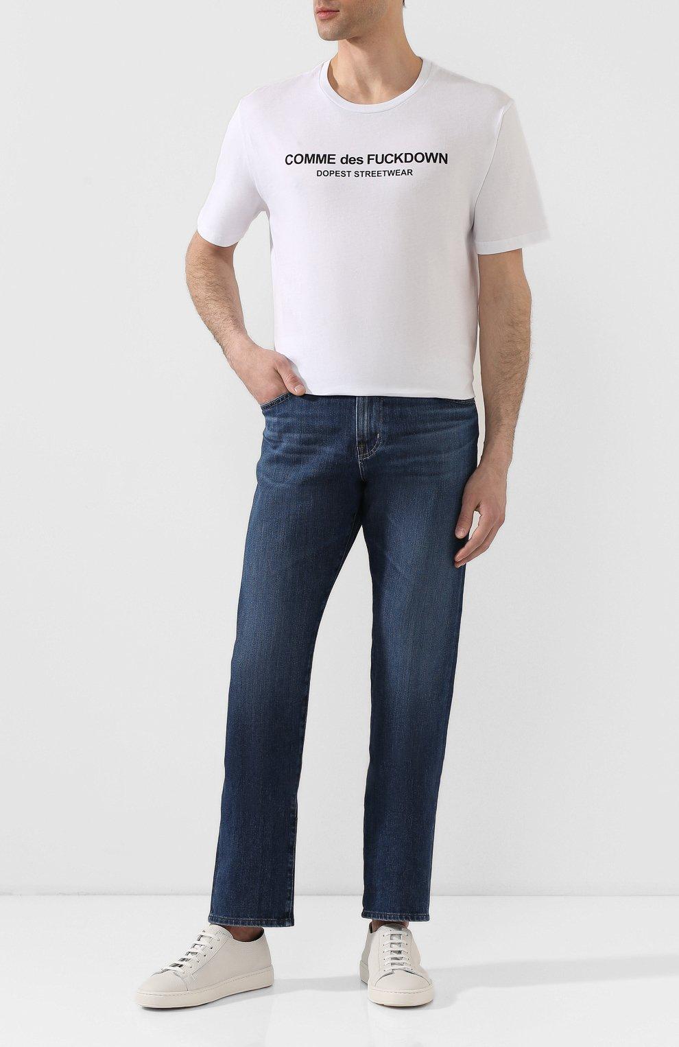 Мужские джинсы AG синего цвета, арт. 1794FXD/WSTB | Фото 2