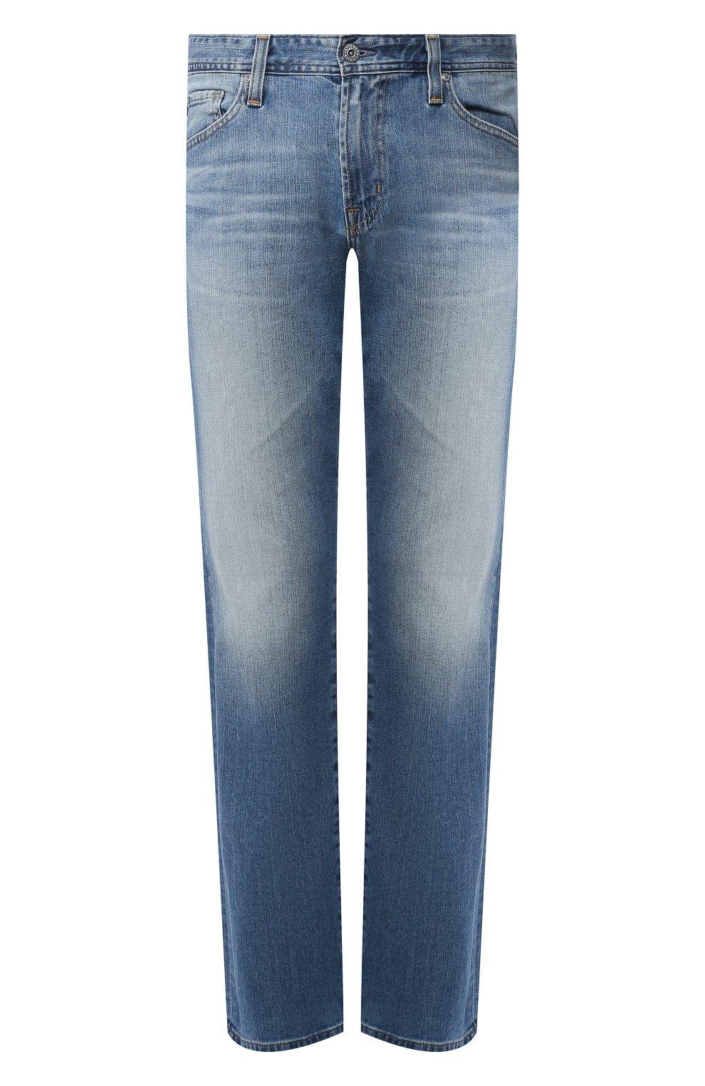 Мужские джинсы AG синего цвета, арт. 1174LED/RGSR | Фото 1