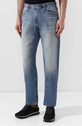 Мужские джинсы AG синего цвета, арт. 1174LED/RGSR | Фото 3