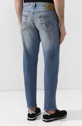 Мужские джинсы AG синего цвета, арт. 1174LED/RGSR | Фото 4