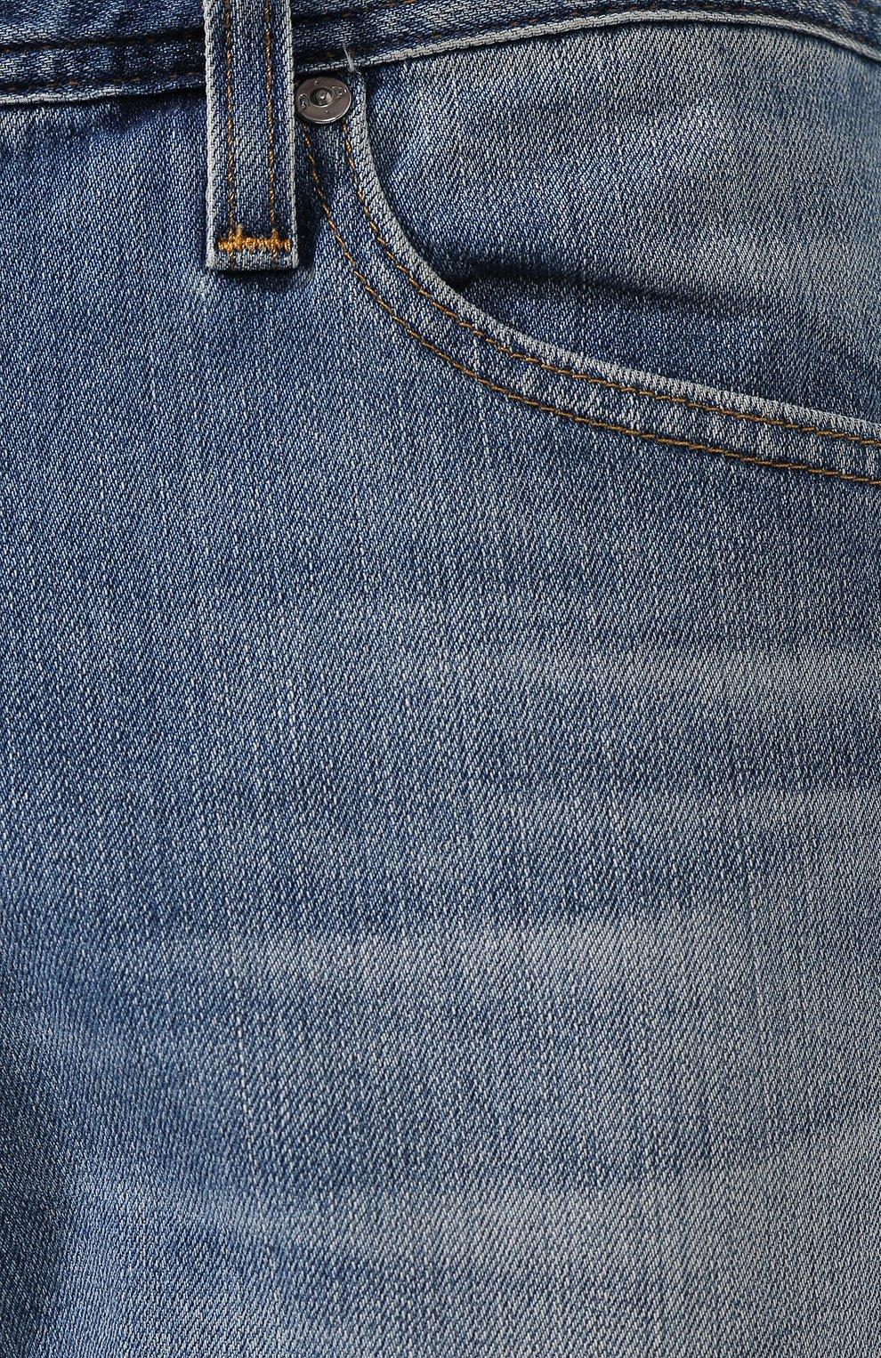 Мужские джинсы AG синего цвета, арт. 1174LED/RGSR | Фото 5