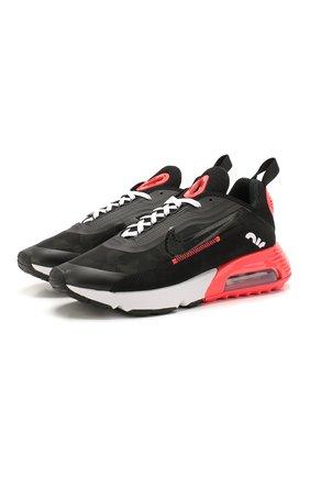 Мужские кроссовки nike air max 2090 NIKELAB черного цвета, арт. CU9174-600 | Фото 1
