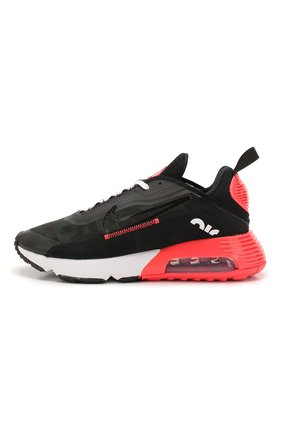 Мужские кроссовки nike air max 2090 NIKELAB черного цвета, арт. CU9174-600 | Фото 3
