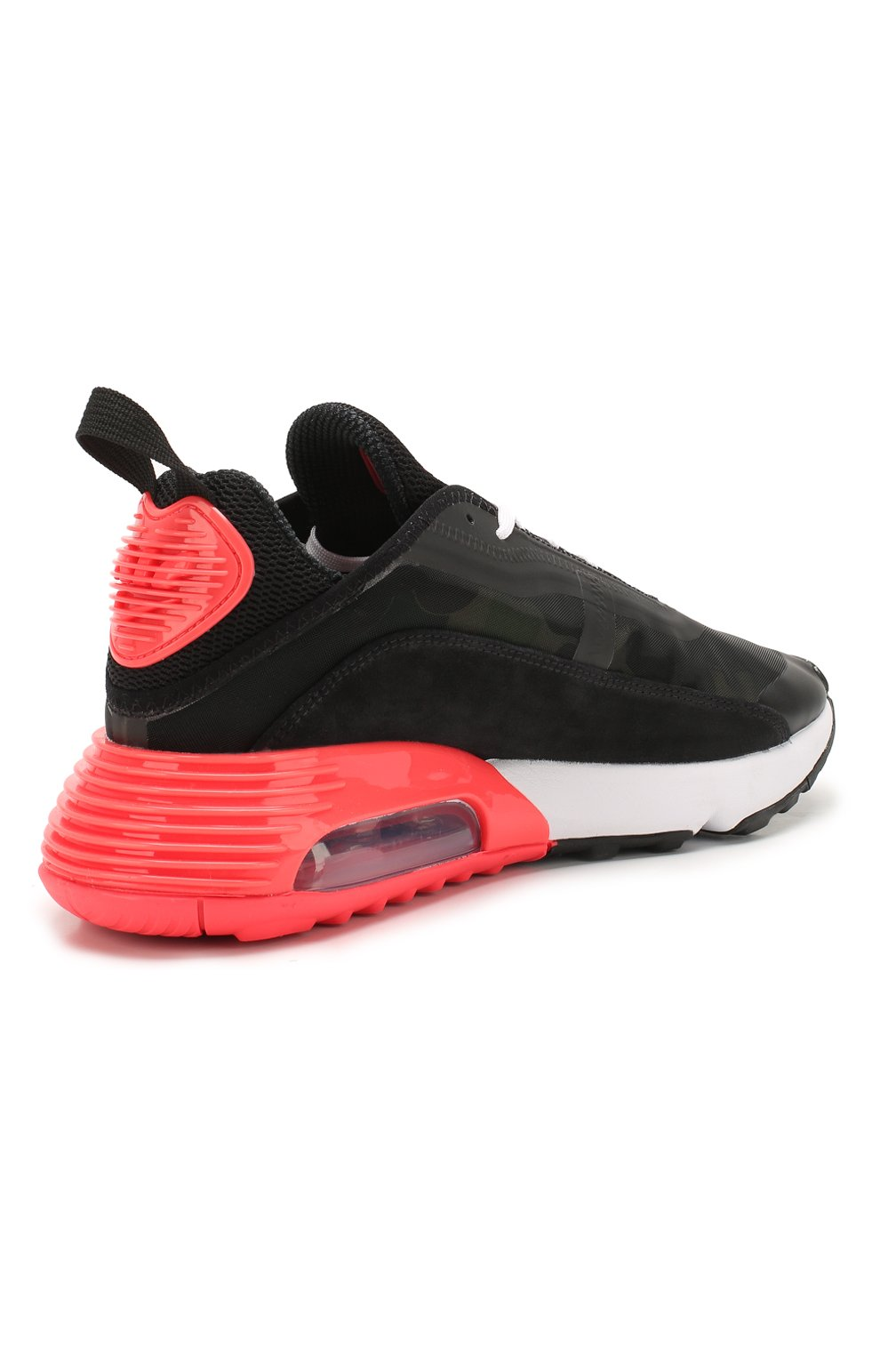 Мужские кроссовки nike air max 2090 NIKELAB черного цвета, арт. CU9174-600 | Фото 4