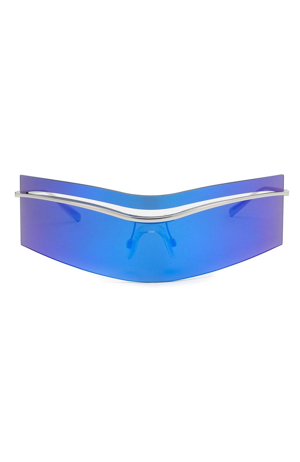 Женские солнцезащитные очки PIERRE CARDIN синего цвета, арт. EV0LUTI0N 7 010 | Фото 4