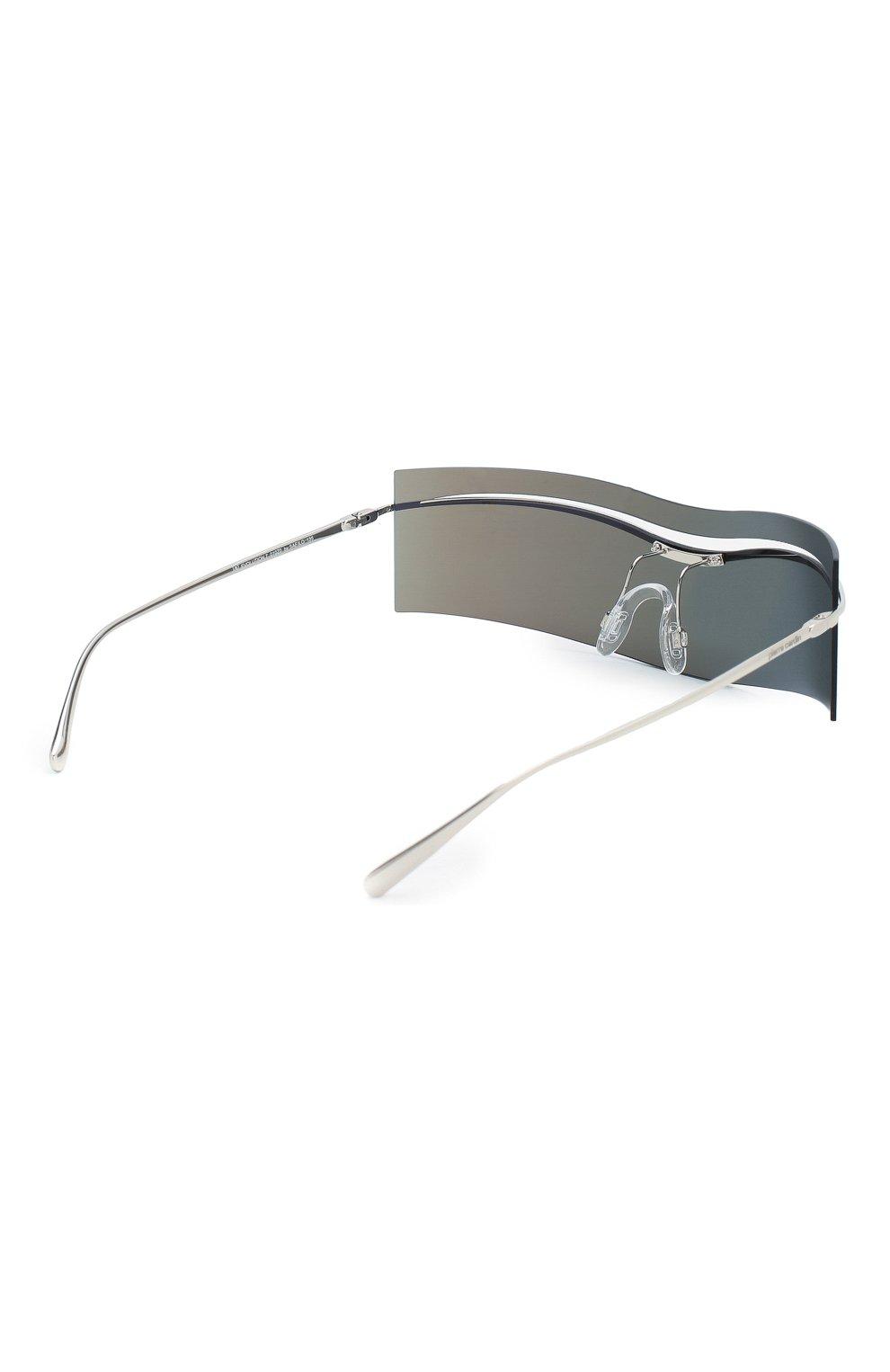 Женские солнцезащитные очки PIERRE CARDIN синего цвета, арт. EV0LUTI0N 7 010 | Фото 5