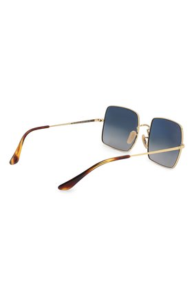 Женские солнцезащитные очки RAY-BAN темно-синего цвета, арт. 1971-914778 | Фото 5