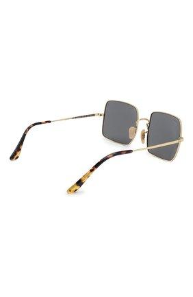 Женские солнцезащитные очки RAY-BAN черного цвета, арт. 1971-9150B1 | Фото 5