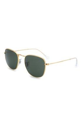 Мужские солнцезащитные очки RAY-BAN черного цвета, арт. 3857-919631   Фото 1