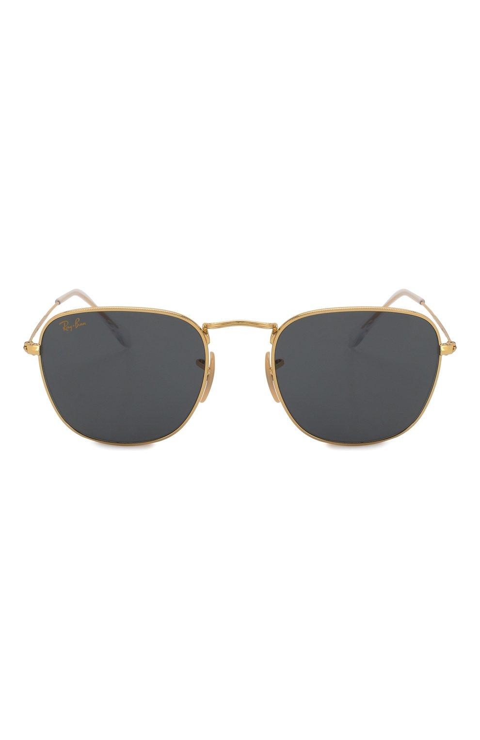 Женские солнцезащитные очки RAY-BAN темно-синего цвета, арт. 3857-9196R5 | Фото 4
