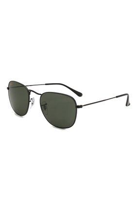 Женские солнцезащитные очки RAY-BAN черного цвета, арт. 3857-919931 | Фото 1