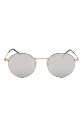 Женские солнцезащитные очки SAINT LAURENT лилового цвета, арт. SL 250 SLIM 007 51 | Фото 4