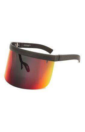 Женские солнцезащитные очки MYKITA MYLON черного цвета, арт. DAISUKE/308 | Фото 1