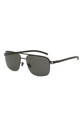 Мужские солнцезащитные очки MYKITA черного цвета, арт. WILDER/BLACK | Фото 1