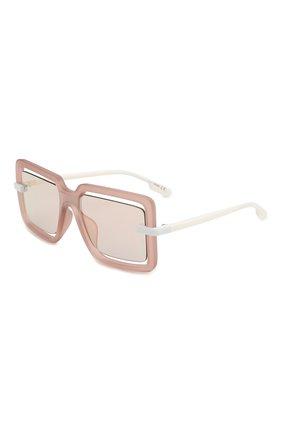Мужские солнцезащитные очки KENZO светло-коричневого цвета, арт. KZ40049U 73C | Фото 1