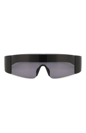 Женские солнцезащитные очки KENZO черного цвета, арт. KZ40064I 01A | Фото 4