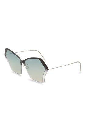 Мужские солнцезащитные очки LINDBERG голубого цвета, арт. 8328/C06G | Фото 1