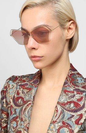 Мужские солнцезащитные очки LINDBERG светло-коричневого цвета, арт. 8328/C21 | Фото 2