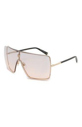Мужские солнцезащитные очки GIVENCHY розового цвета, арт. 7167 S9E | Фото 1