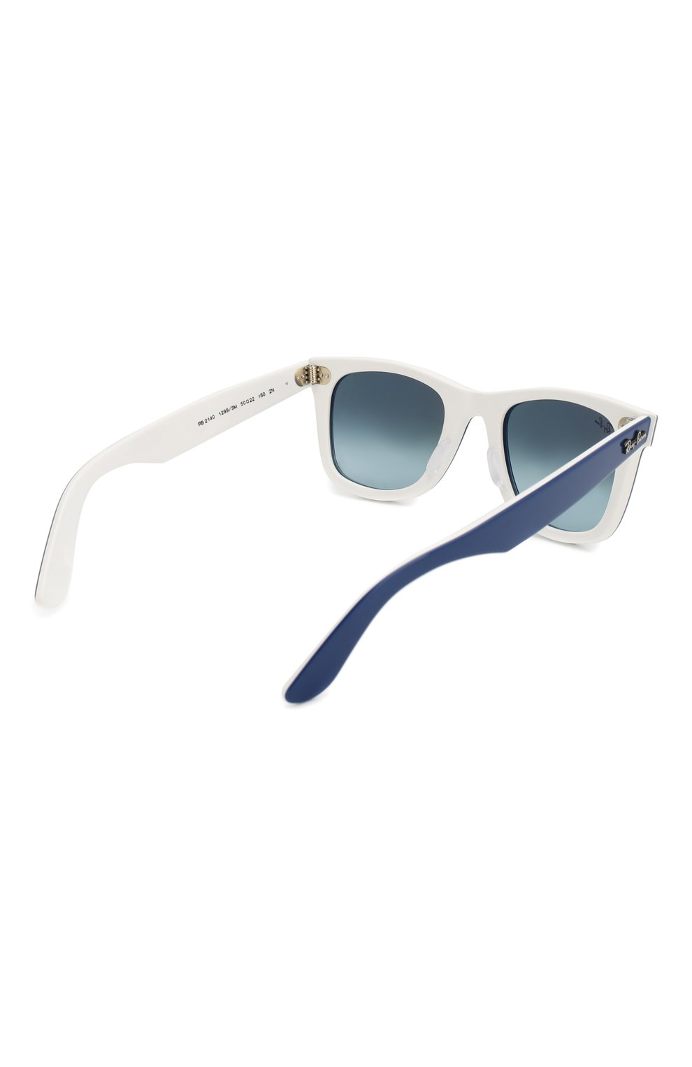 Женские солнцезащитные очки RAY-BAN синего цвета, арт. 2140-12993M | Фото 5