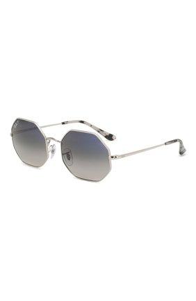 Мужские солнцезащитные очки RAY-BAN серого цвета, арт. 1972-914978   Фото 1