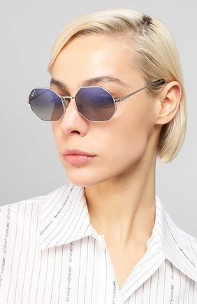 Мужские солнцезащитные очки RAY-BAN серого цвета, арт. 1972-914978   Фото 2