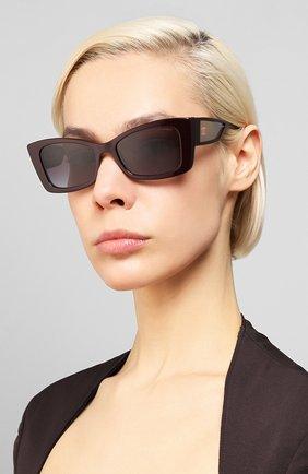 Мужские солнцезащитные очки CHANEL темно-фиолетового цвета, арт. 5430-1461S6   Фото 2