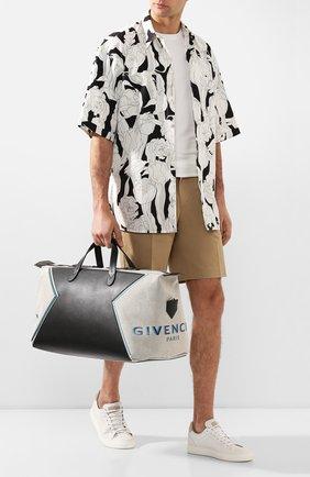 Комбинированная дорожная сумка Bond | Фото №2